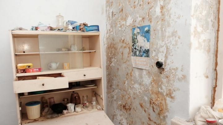 В Перми младенец жил с матерью в наркопритоне. Сейчас ее лишают родительских прав