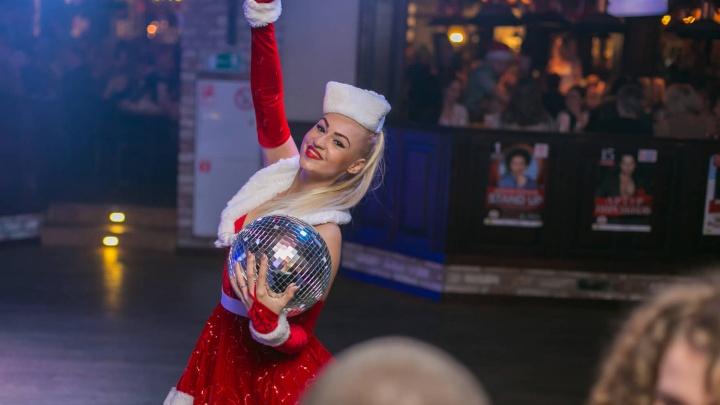Почем корпоративы? Сколько стоит посидеть в кафе Красноярска перед Новым годом
