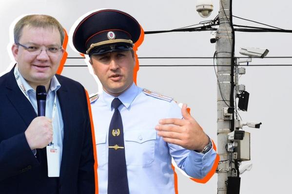 Антон Попов руководит Центром видеофиксации нарушений ПДД ГИБДД Екатеринбурга