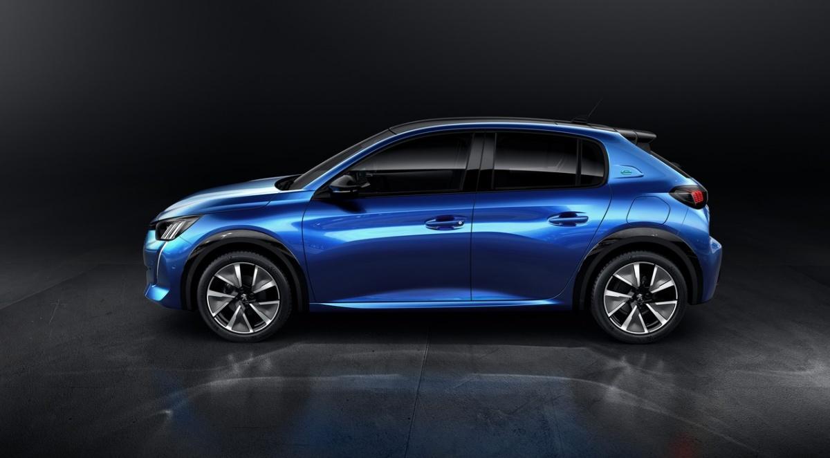 В профиле нового Peugeot 208 читаются милые ассоциации с моделями прошлого, некоторые из которых стали хитами, например, 205 GTi