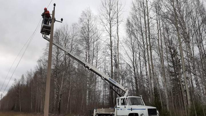 Нижегородские энергетики перешли в режим повышенной готовности