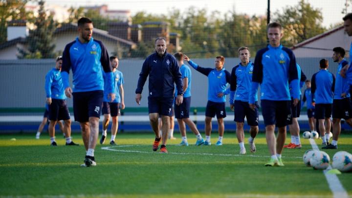 «Крылья Советов» презентуют новых игроков в Загородном парке