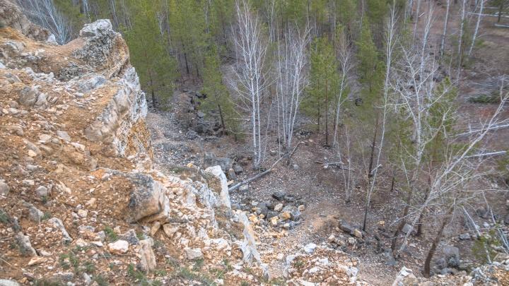 В лесу под Самарой спасатели нашли грибника с инсультом