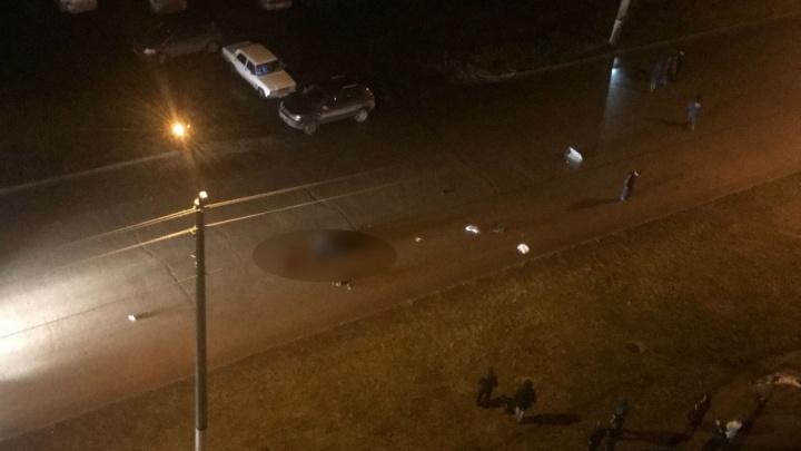 В Башкирии лихач насмерть сбил пешехода и скрылся с места ДТП