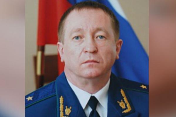 Олег Горбунов занимал должность зампрокурора с декабря 2009 года