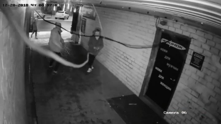 Записывали свою кражу на видео: в Ярославле ищут похитителей гирлянд