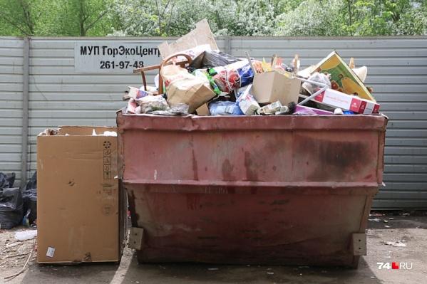Для многих челябинских СНТ стоимость вывоза мусора выросла в два-три раза