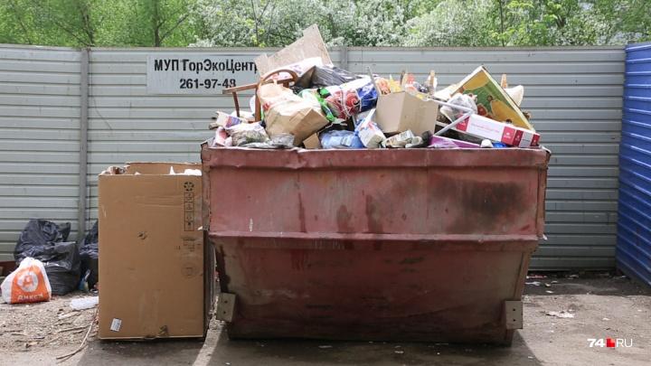 «Теперь у нас это главная статья расходов»: для челябинских дачников подняли тариф на вывоз мусора