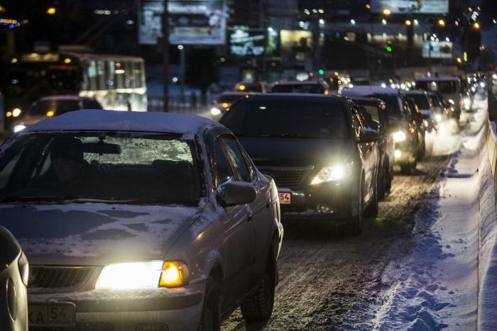 До 8 утра в городе случилось две аварии