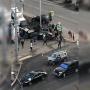 В центре Архангельска иномарка сбила двух пешеходов