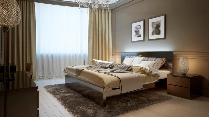 Огромная спальня — мечта хозяйки: уральский застройщик предложил новую планировку семейных двушек