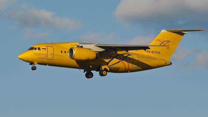 В Подмосковье разбился пассажирский самолёт: на борту были 65 пассажиров и 6 членов экипажа