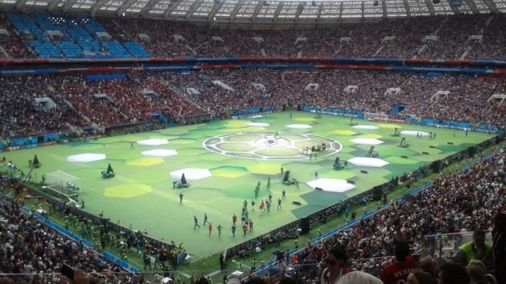 Болельщики, сюда: открываем чемпионат мира по футболу