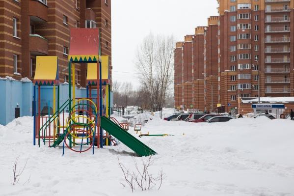 Ввести в эксплуатацию новый детский сад планируют в декабре 2019 года