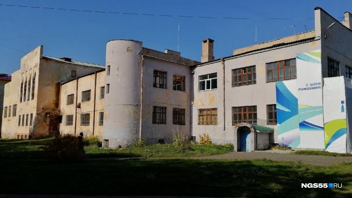 На Ленина за 241 миллион реконструируют учебный корпус СибГУФК для борцов и фехтовальщиков