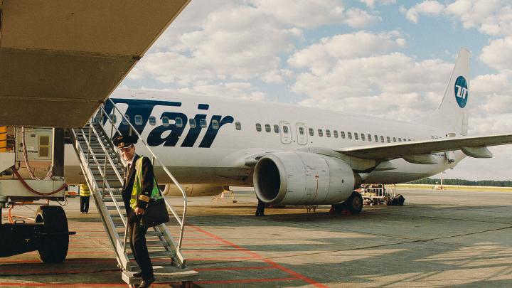 В тюменском аэропорту Utair массово задерживает рейсы: второй борт не смог улететь в Москву