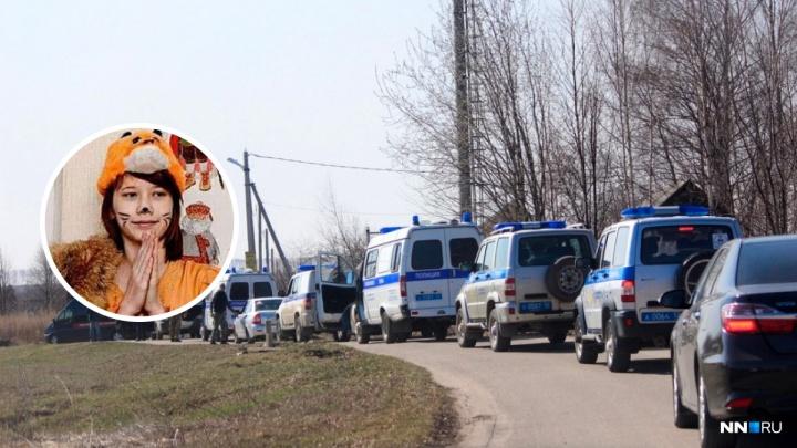 Исчезновение Маши Ложкаревой: следователи и криминалисты обследовали Волгу