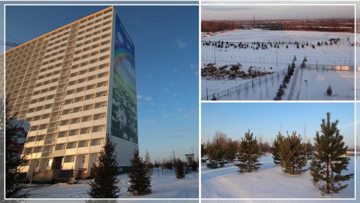 В «Радуге Сибири» сократили сроки строительства на полтора года