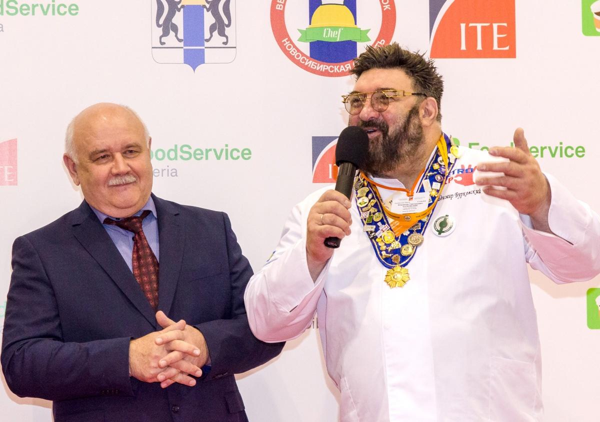 Владимир Бурковский объединяет рестораторов, отельеров и ритейлеров