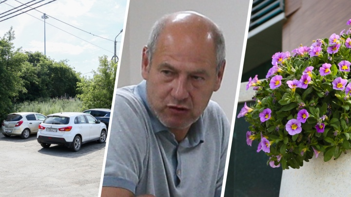 Вместо мусора — цветы: челябинский бизнесмен решил вложить миллионы в сквер на пустыре