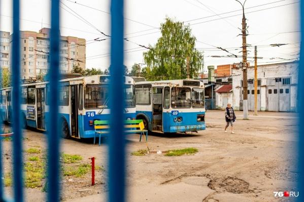 На месте троллейбусного депо в центре Ярославля построят жилой комплекс