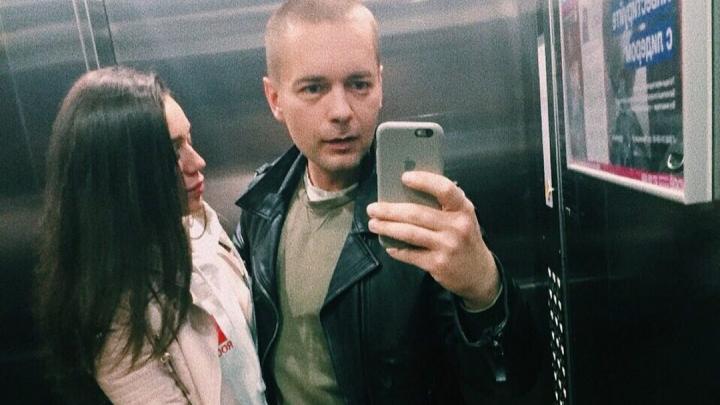 Сергей Ванкевич, избивший DJ Smash, опубликовал первое селфи после освобождения из колонии