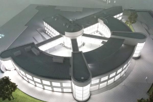 Проект реставрации Фабрики-кухни<br><br>