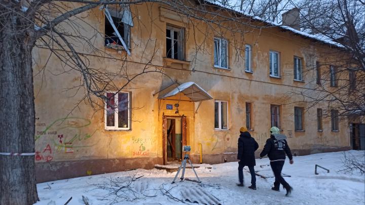 Стало известно состояние пострадавших после обрушения потолка в жилом доме в Уфе
