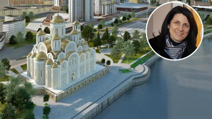 «53 площадки предложено»: в Екатеринбургской епархии заявили, что городу не хватает храмов