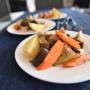 Еда за три рубля: едим галеты с утра и запекаем салат на вечер — как гурманы