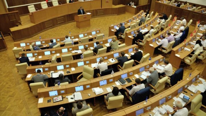 Областные депутаты переписали бюджет, чтобы дать денег медикам и горнолыжному комплексу