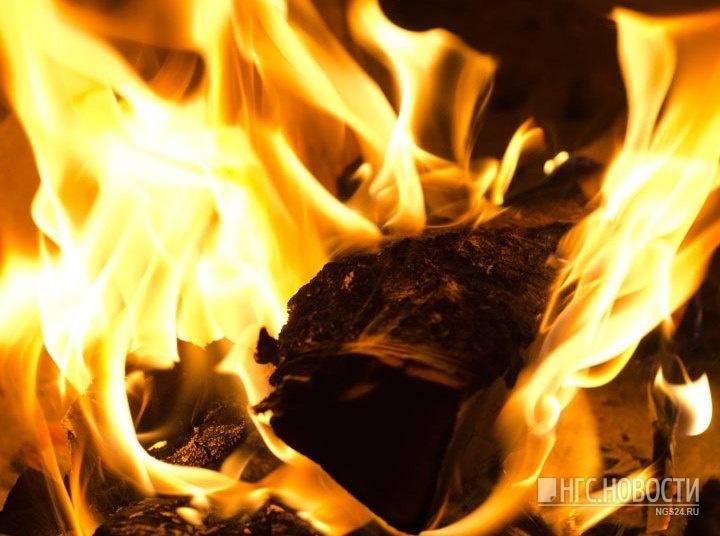 Пьяная девушка сожгла неменее  20 гектаров леса вКрасноярском крае