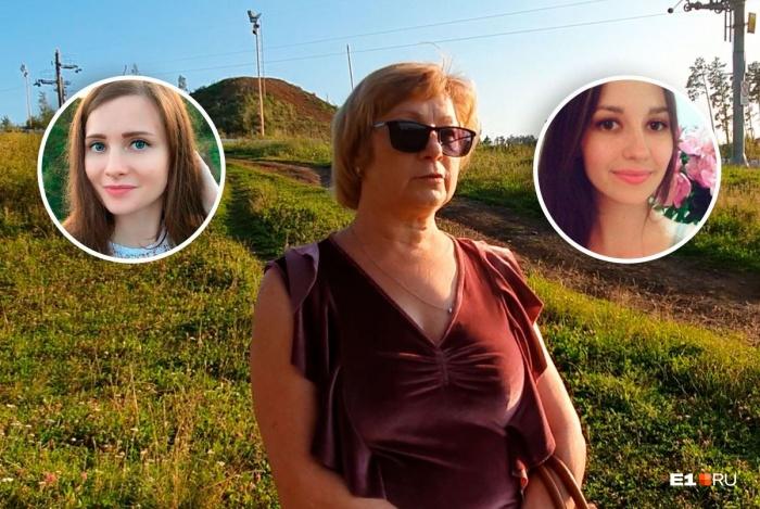 Алина Солтанова показала точное место, где произошло убийство