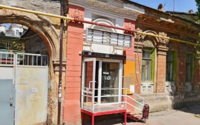 В Ростове на Станиславского отреставрируют дом купца Панина