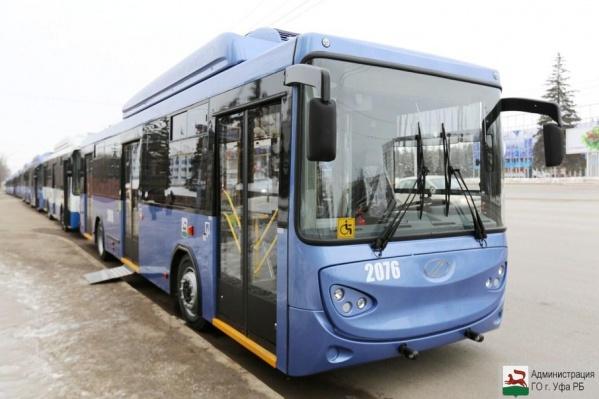 Уфимцы останутся без троллейбусов на несколько дней