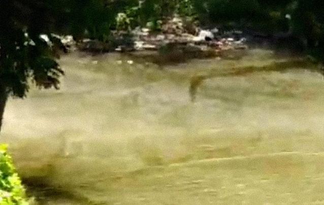 Теплоэнергетики объяснили, почему «закипело» озеро Леснуха в Самаре