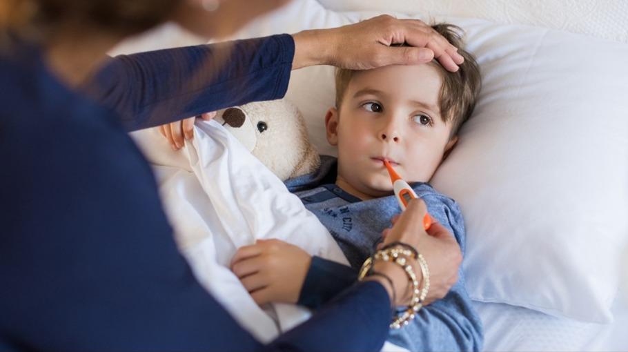 Пять ошибок родителей при лечении ОРВИ