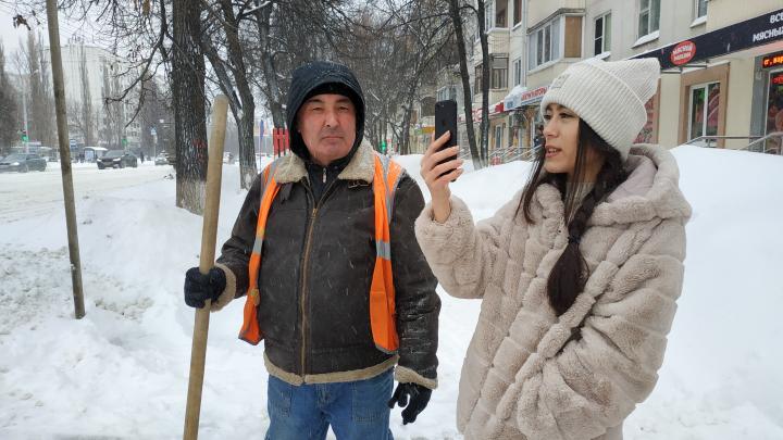 Стрим UFA1.RU: журналисты вышли в рейд на борьбу со снегом вместе с коммунальщиками. Часть 2