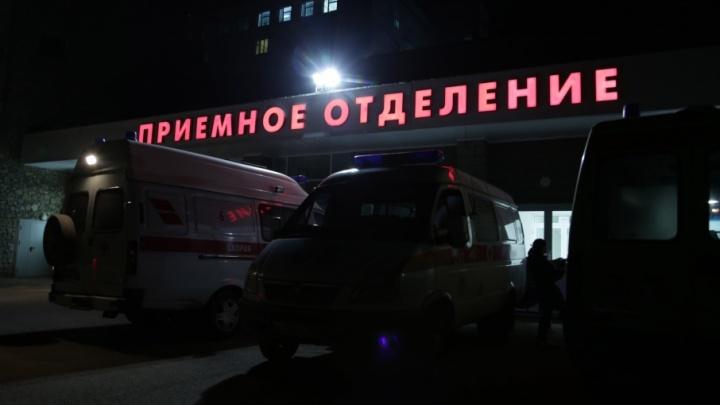 Врачам уфимской скорой пришлось пробираться с боем  к умирающему пациенту