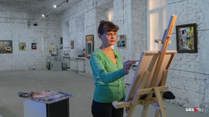 Елена Мартенс показала ростовчанам «Постельные сцены»