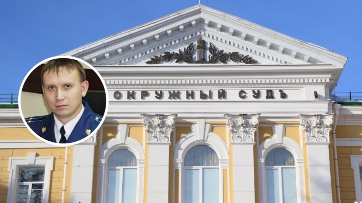 Арестован бывший заместитель прокурора Нижегородской области