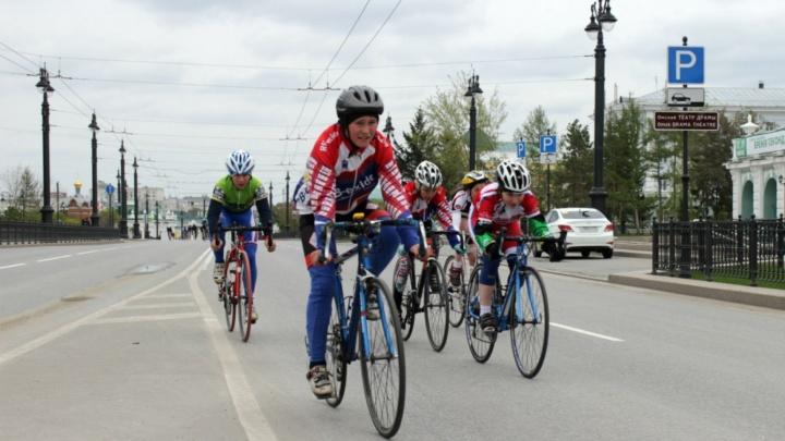 В городе на два дня изменят движение транспорта из-за «ВелоОмска»