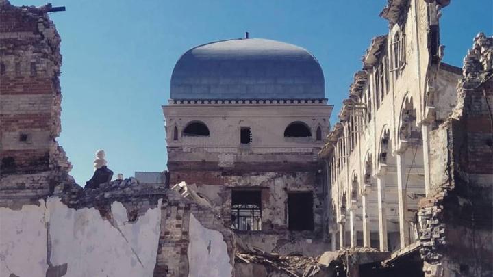 Самарский Нотр-Дам: что происходит на месте реконструкции хоральной синагоги?