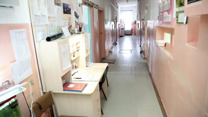 Инфекционное отделение Шумихинской районной больницы пообещали не закрывать