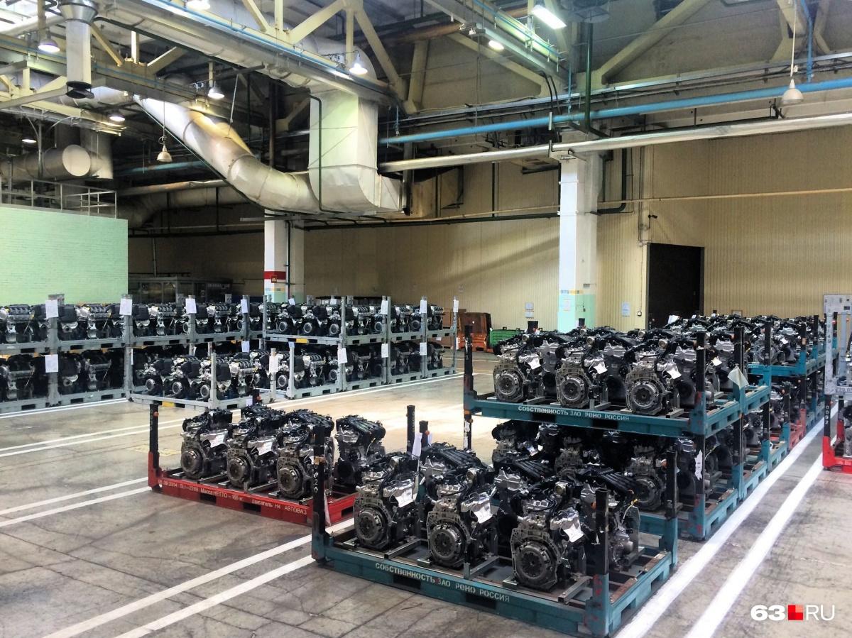 Самарская компания продавала автодетали, используя бренд Lada