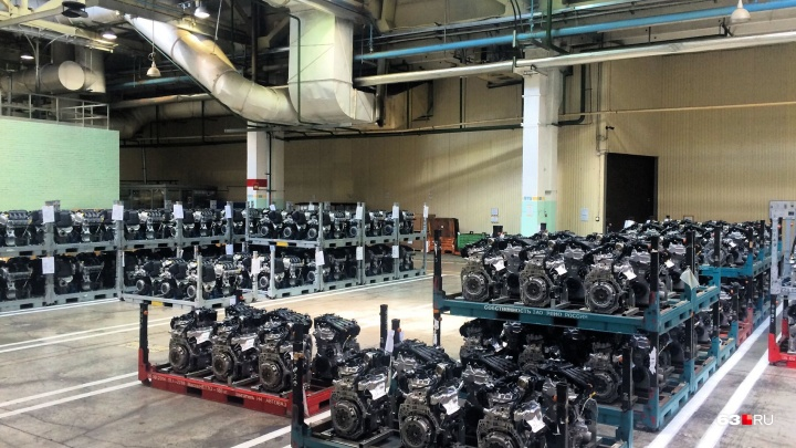 В Самаре по требованию АВТОВАЗа оштрафовали компанию, торгующую автодеталями