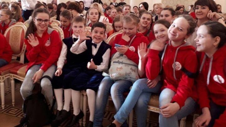 Три детских хора из Екатеринбурга взяли первые места на международном конкурсе в Казани