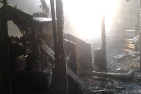 Сгорел заживо: в Переславле во время пожара погиб мужчина