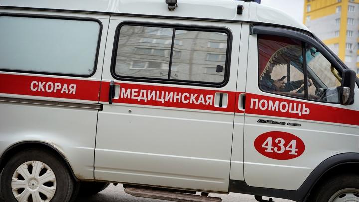 Пострадавшая от упавших с 8-го этажа осколков: «У меня шоковое состояние»