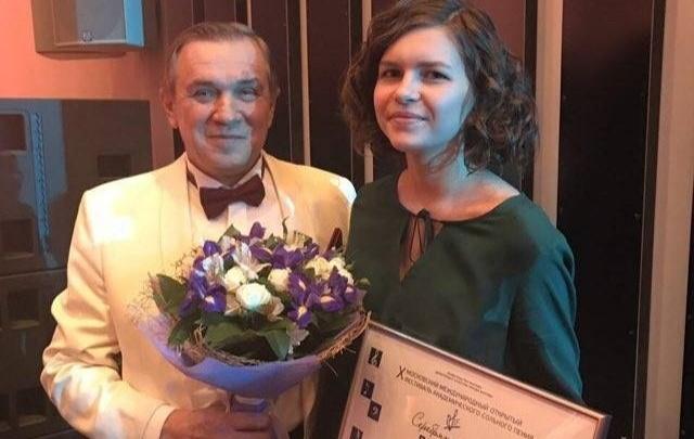 15-летняя уфимка взяла серебро конкурса международного вокала
